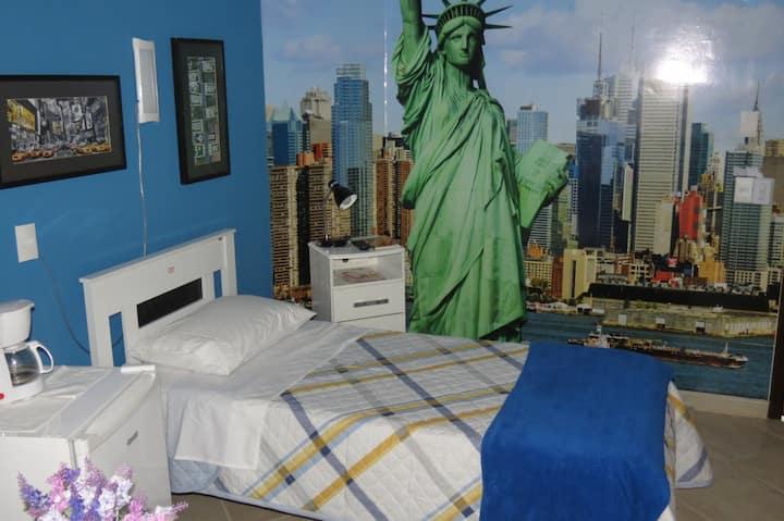 Suíte Nova York - Atitude e Personalidade