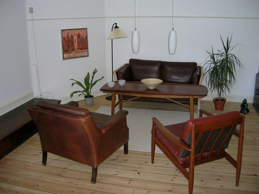 Familierum - sofagruppe