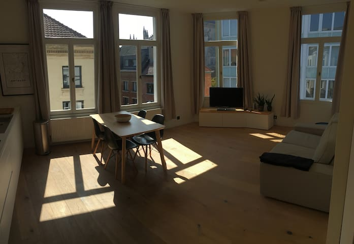 Bright and cosy apartment in old city centre