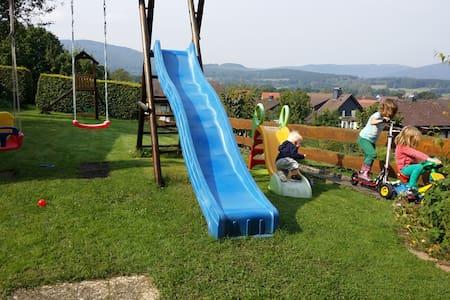 Wolfsbau - Ferienwohnung in Wolfshagen im Harz - Langelsheim