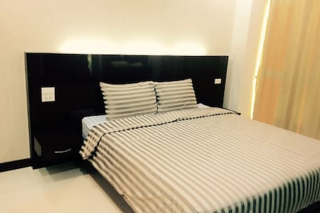 Double bedroom @ Like Condo - Mueang Chiang Rai - Appartement