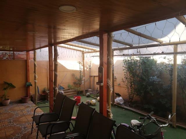 Casa Cercana Cajon de Maipo, Las Vizcachas