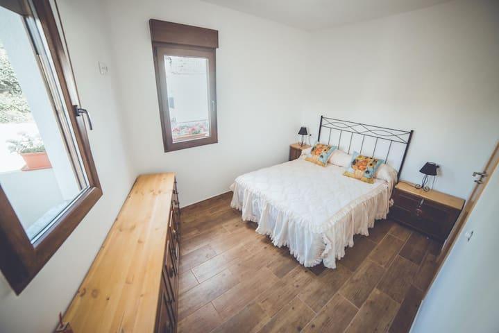 dormitorio matrimonio 1,35 con vestidor