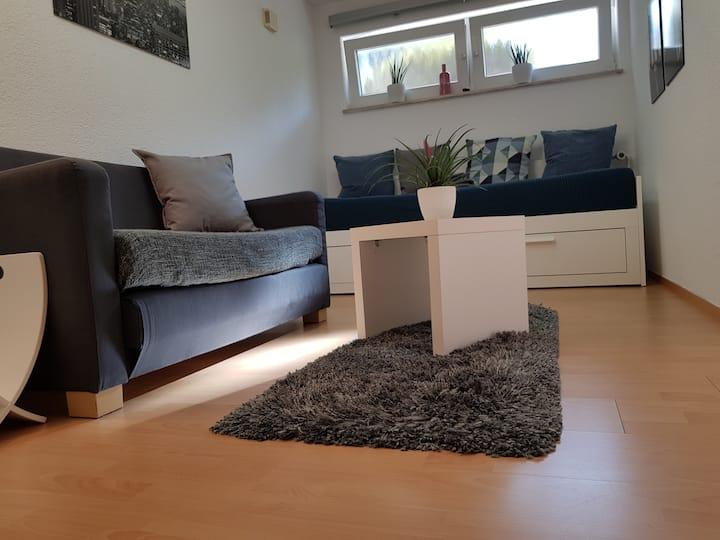 Charmantes Mini-Apartment Flein Stadtbusbereich HN
