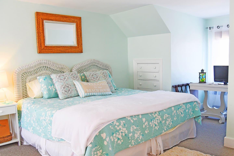 Bermuda room as king
