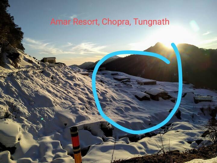 Amar Resort And Camps at Chopta, Tungnath