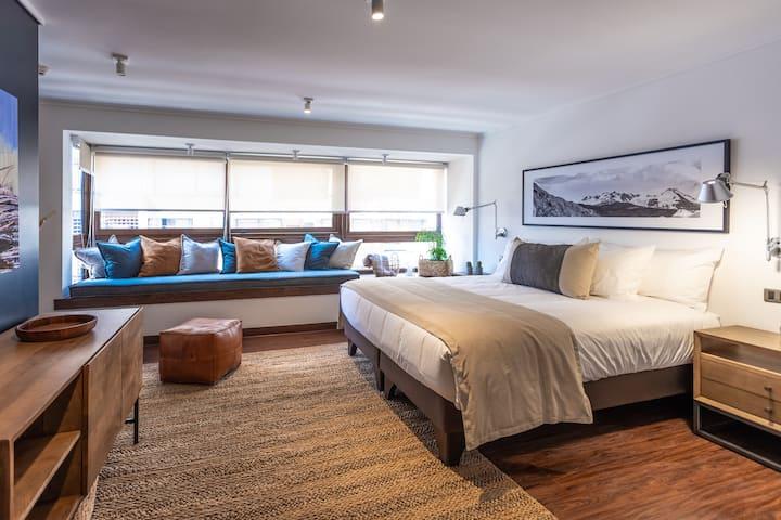 Studio - Nueva Las Condes - Aparthotel