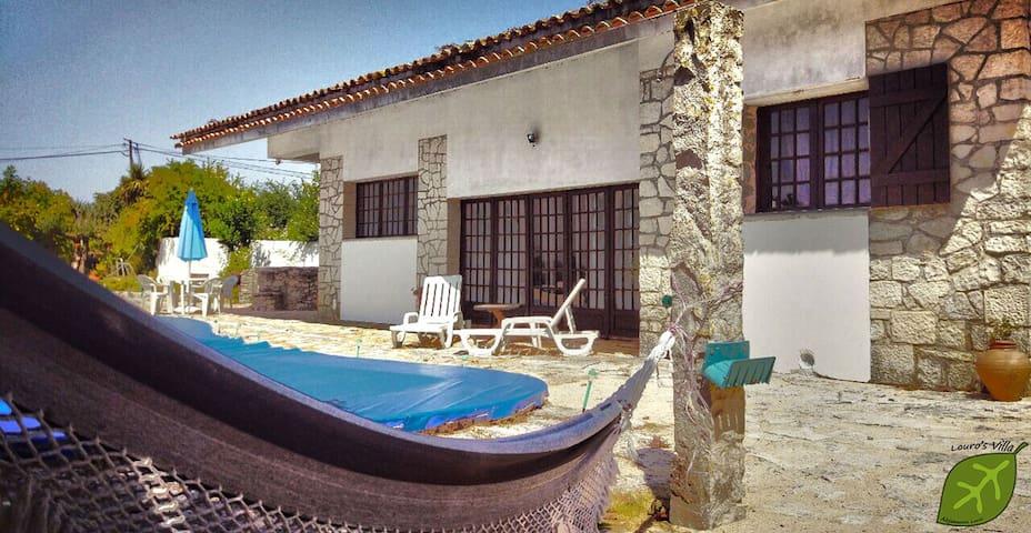 Louro's Villa - Cantanhede - Casa