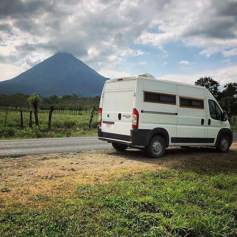 Tiny Home Adventure on Wheels!