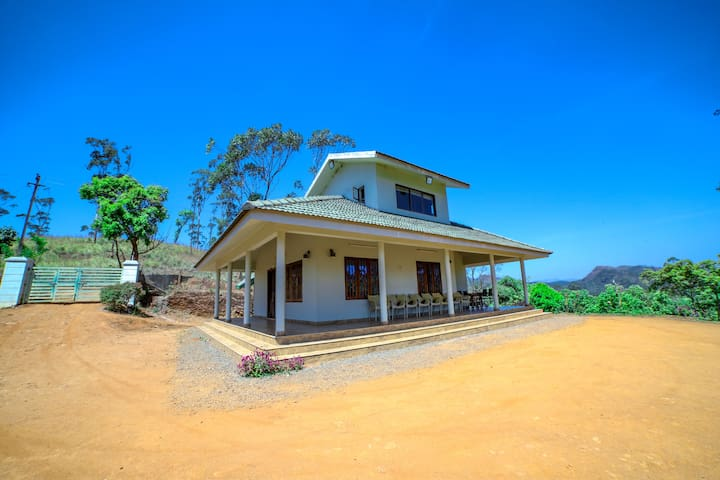 Gavi Jungle Villa | 3 Bedrooms | An Wild Stay