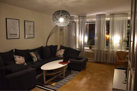 Cozy apartement