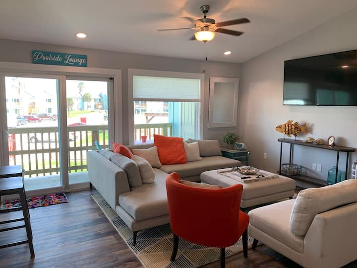 Spacious and Comfy Coastal Condo