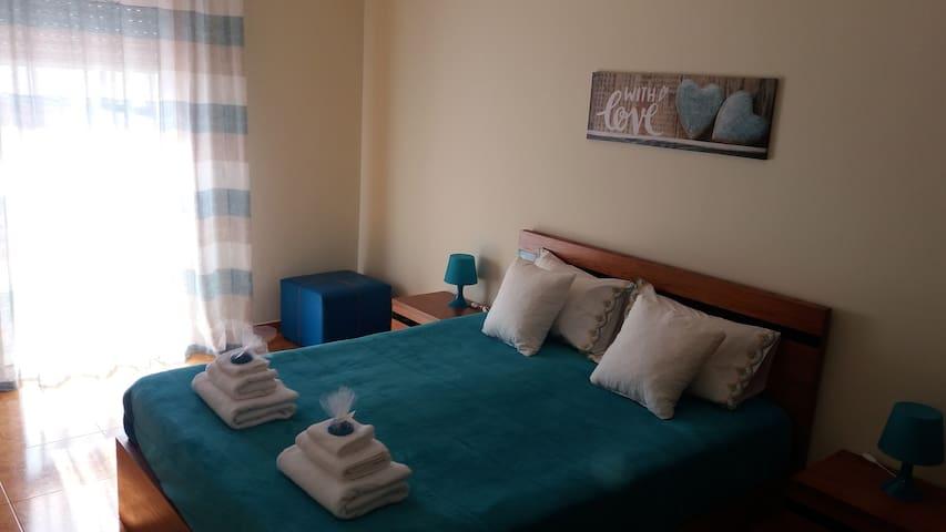 Guest House Villa 2-Quarto Triplo Banho Partilhado