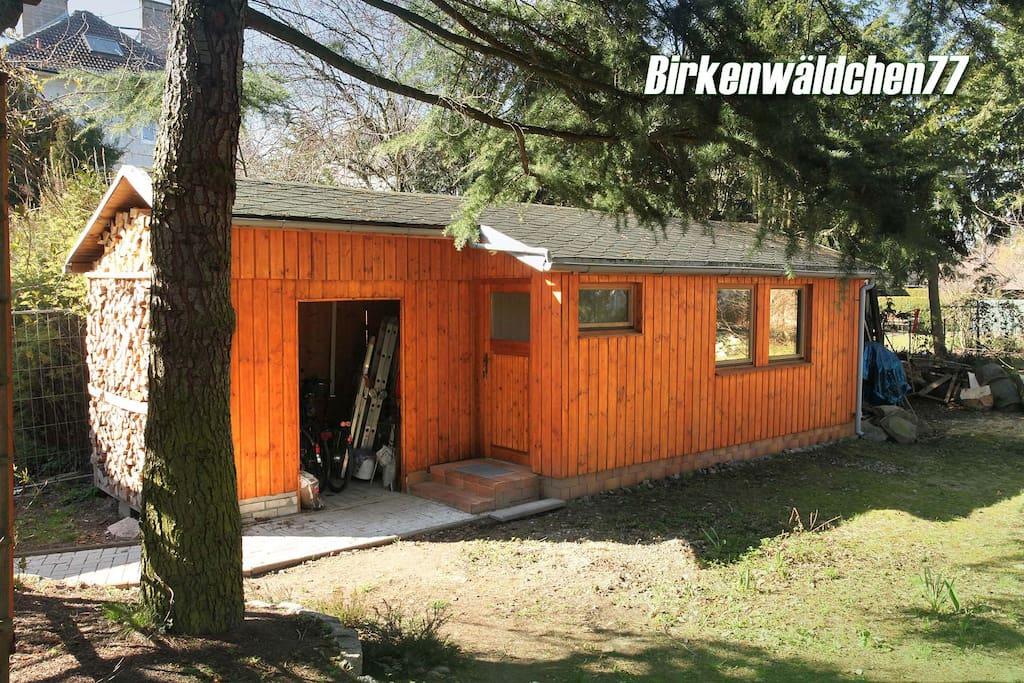 Birkenw ldchen77 bungalows zur miete in berlin berlin for Bungalow berlin
