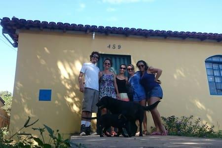 Casa do Brunão e da Jú - Alto Paraíso de Goiás
