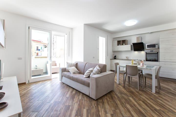 House Garden and Sky: Elegante  e centralissimo appartamento