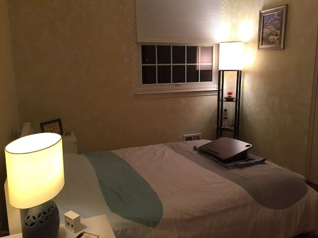 Cozy room/30 min to DC/15min to GMU - Springfield