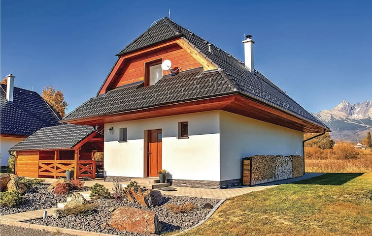 Holiday cottage with 2 bedrooms on 91m² in Stara Lesna