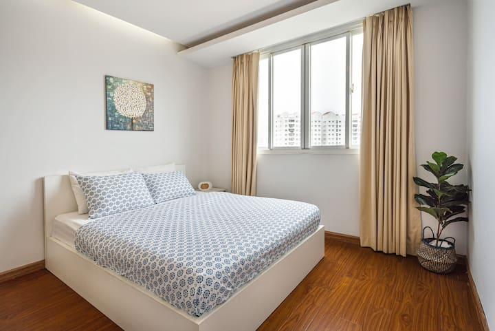 New Central 1BR in Saigon | HoLo Alex Saigon 7B-5B