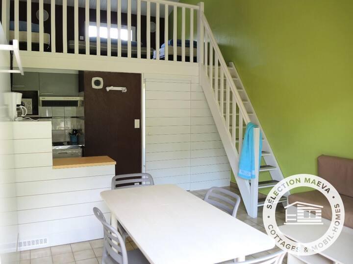 Appartement Duplex 3 Pièces 6/7 Personnes + TV 161863