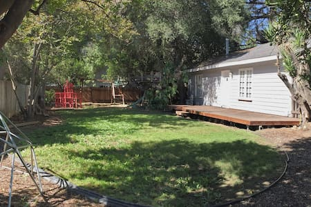 Cozy private Altadena guest cottage - Altadena - Maison