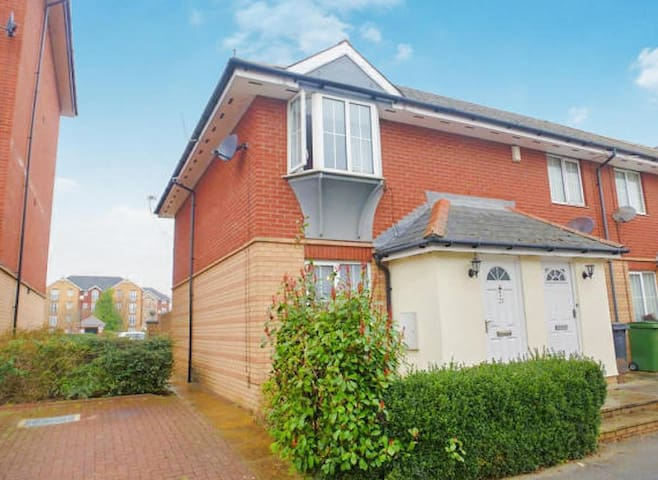 Great Location! up to 6ppl and includes parking - Cardiff - Hus