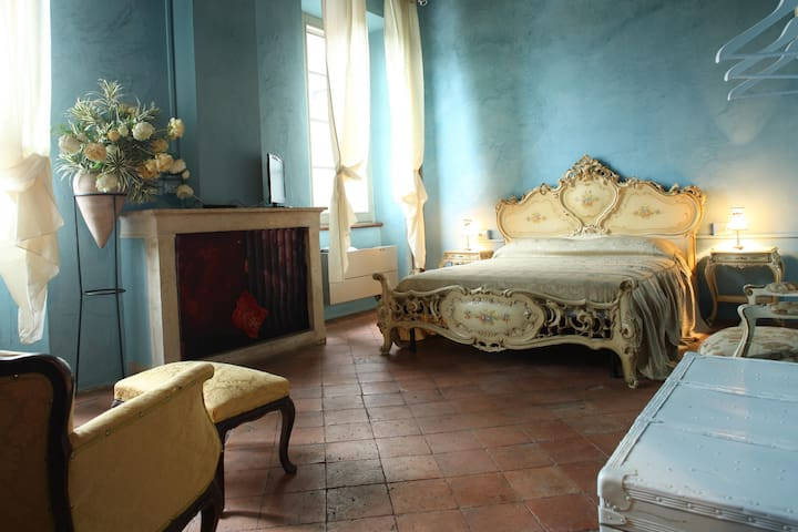Residenza Ottoetti camera Nizza - Mantova