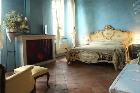 Residenza Ottoetti camera Nizza - Mantova - Bed & Breakfast