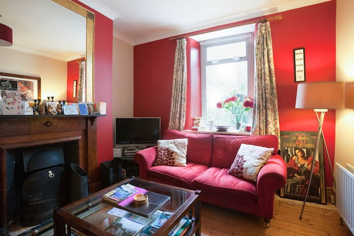Sleeps 6 Victorian 3bed - Centre/3Arena/Conference