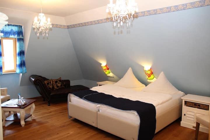 Hotel Belle Vue, Garni (Volkach), Doppelzimmer