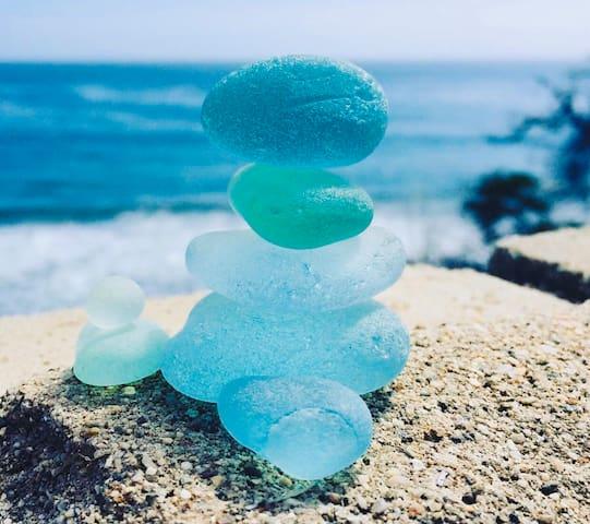 Sea Glass House