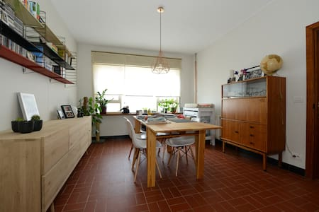 Well situated and cosy house, 8 km from Ghent - Melle