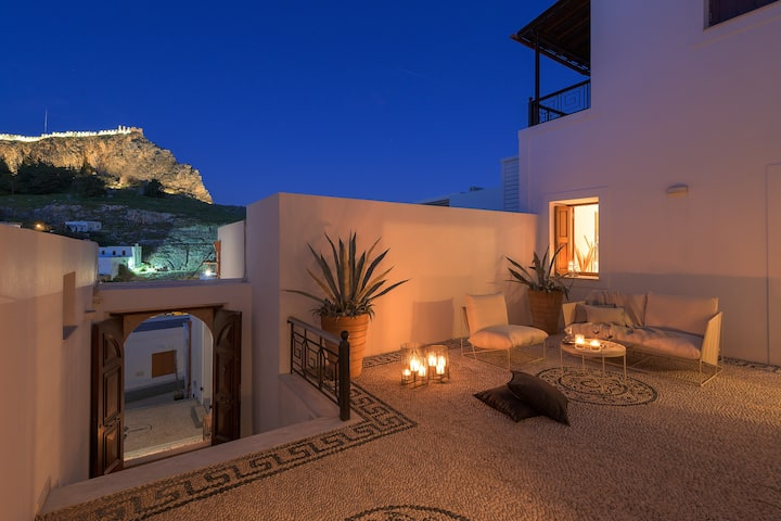 Panthea Valasia boutique villa