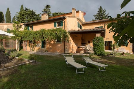 Staying in Valpolicella - House