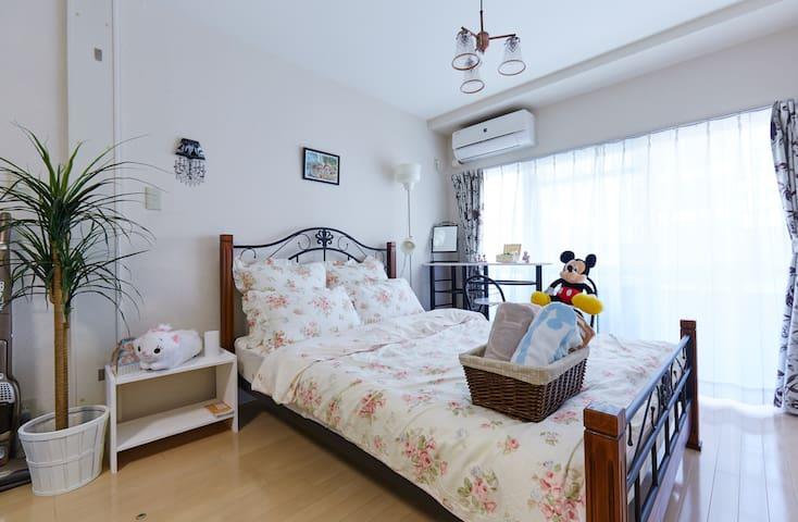 New Open! near Tokyo Disneyland! - Edogawa-ku - Apartemen