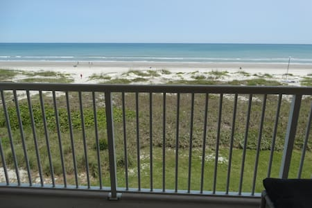 DIRECT OCEAN Condo #69 Spanish Main! - Cocoa Beach
