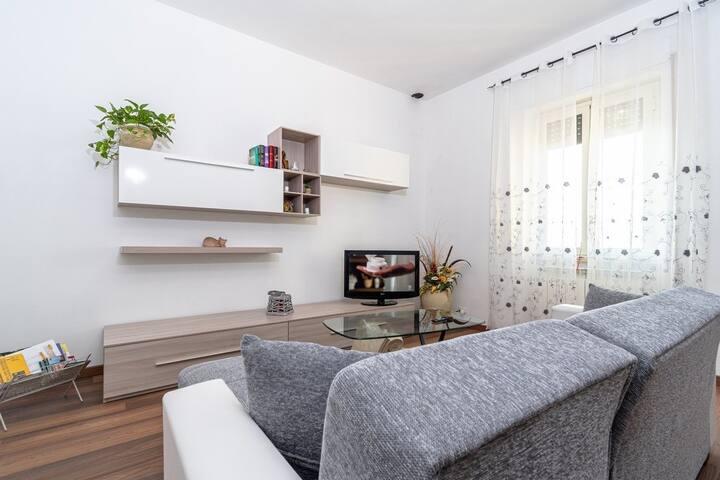 Casa Turres, appartamento luminoso, spazioso etc