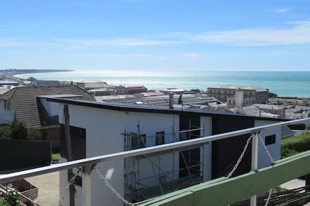 Top View 2 bedroom Oamaru Apartment with Wifi