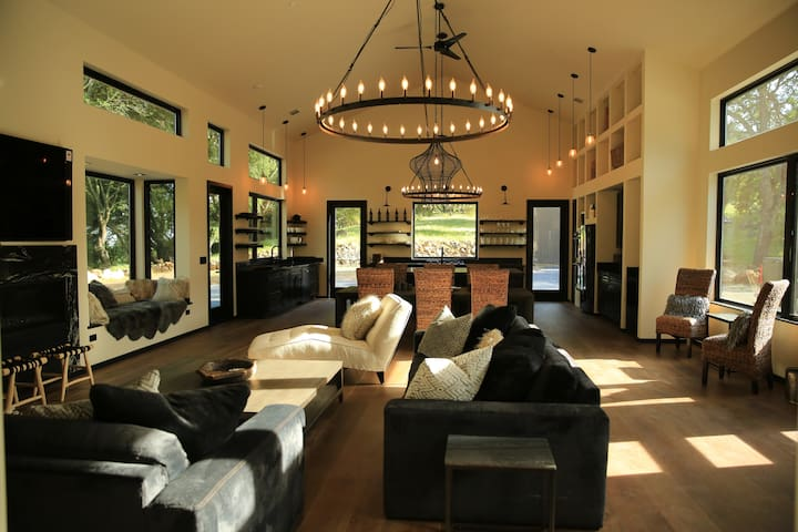 Sanctuary in Wine Country