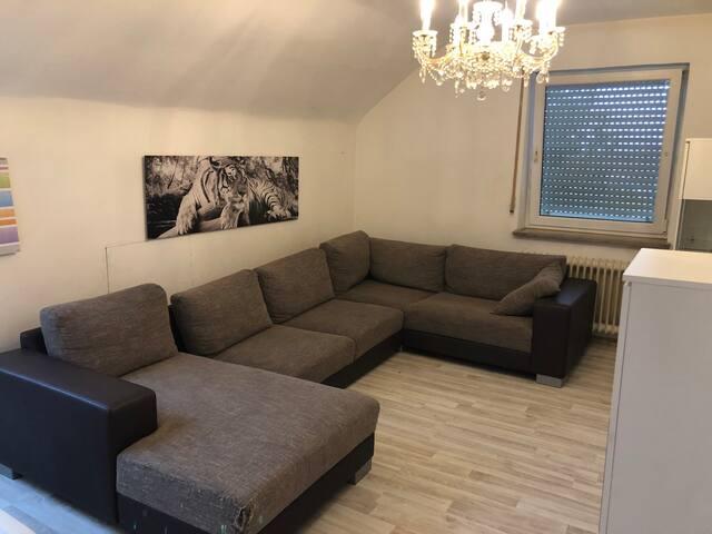 2 Zimmerwohnung für Monteure/Student. etc. Ideal