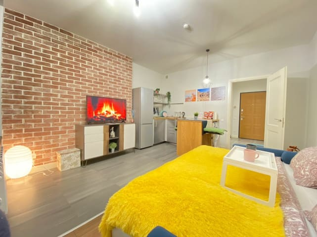 "Apartments ""Cozy Loft"""