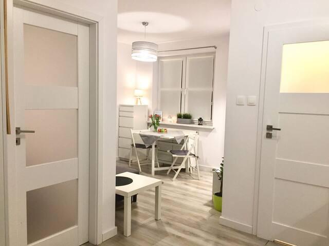 Apartament Gałczyńskiego w dobrej lokalizacji
