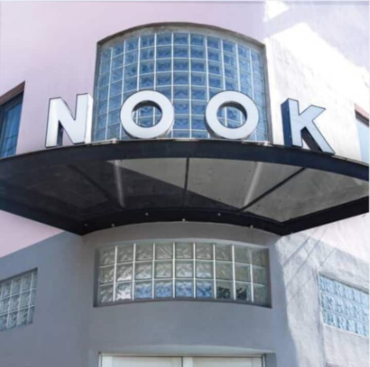 Nook Hotel Downtown Tijuana/Sky View