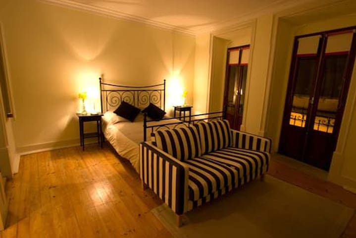 Pink house Double suite - Figueira da Foz - Guest suite