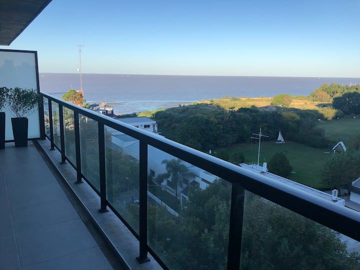 Perfect view. One bedroom in Olivos