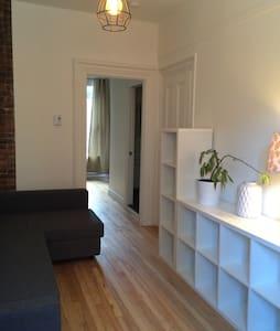Appartement rénové au centre-ville - Квебек