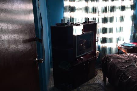 Casa pequeña de amibiente cómodo