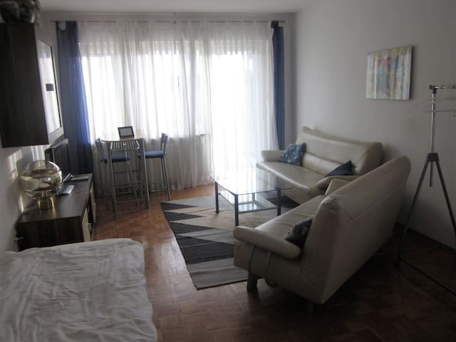 Beautiful  flat in calm situation - München - Leilighet