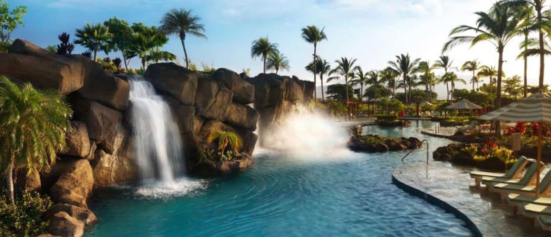 HGVC at Kings Land Resort - Waikoloa Village - Byt