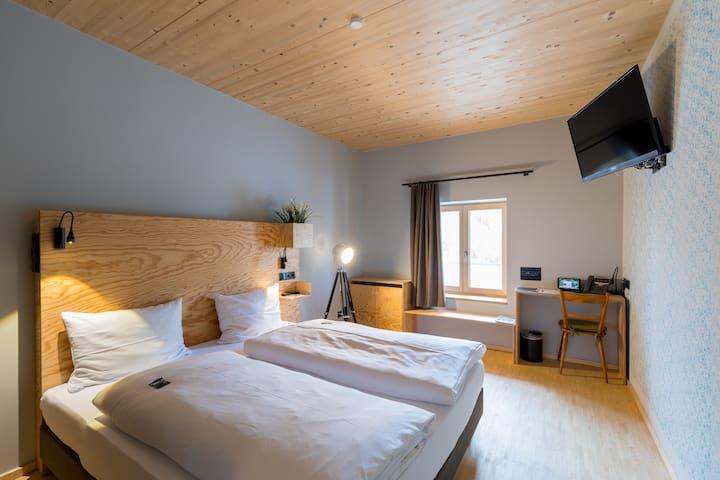 Schlossparkhotel - Standard Doppelzimmer Hofwirt